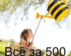Компактный тариф Билайн «Все за 500»: цены, как подключиться