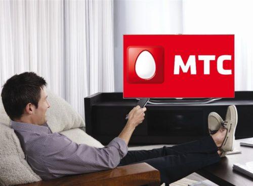 Тарифы на кабельное телевидение от МТС