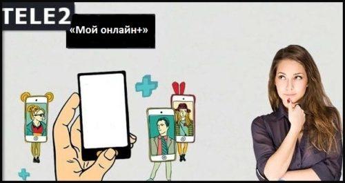 Тариф «Мой онлайн+»